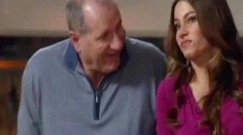 La primera escena de la nueva Lily en 'Modern Family'
