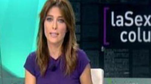 Helena Resano muestra en 'laSexta Noticias' cómo es 'laSexta columna'