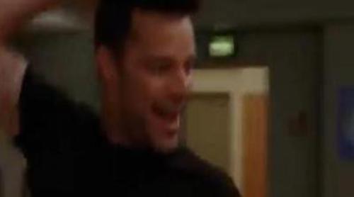 """Ricky Martin canta y baila """"I'm sexy and I know it"""" en su intervención en 'Glee'"""