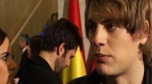 """Jaime Olías: """"Como actor, 'Toledo' me deja probar registros muy diferentes"""""""