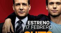 Promo del estreno de la serie 'Suits: La clave del éxito' en Calle 13