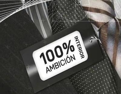 Dos de los bumpers que utiliza Calle 13 para anunciar 'Suits: La clave del éxito'