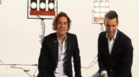 Jesús Vázquez y David Bisbal, por primera vez juntos anunciando 'La Voz'