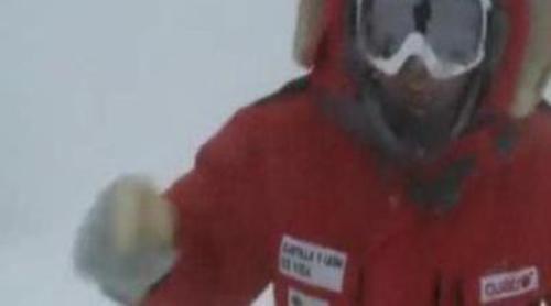 Jesús Calleja explica el reto que intentará superar en 'Desafío Antártida' este domingo