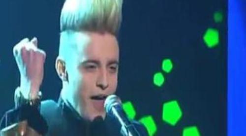 """Jedward: """"Waterline"""", Eurovisión 2012"""