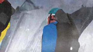 Primeras imágenes y cabecera de 'Desafío Everest', el nuevo programa de Jesús Calleja