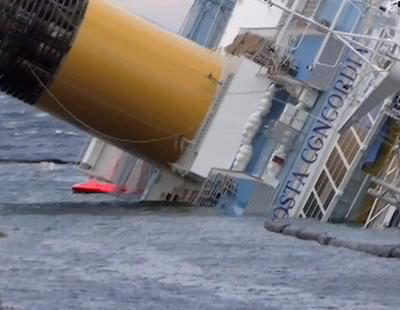 Promo del documental 'El Concordia: la tragedia desde dentro' de Discovery Max