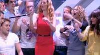 """Paula Vázquez baila """"Au se eu te pego"""" durante la publicidad de 'El hormiguero'"""