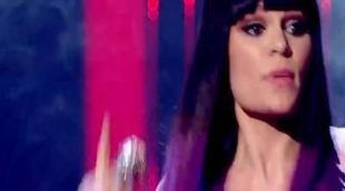 Los jueces de 'The Voice UK' cantan juntos en el escenario