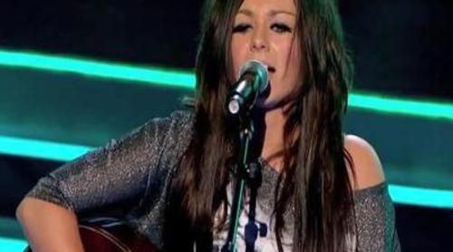 "Jessica Hammond canta ""Price Tag"" en 'The Voice UK'"
