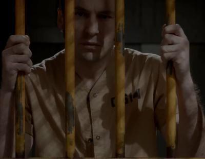 "Robe Gabia (Benito Sagredo, 'La fuga'): ""Me tenéis que ayudar a escapar de La Torre. No me falléis"""