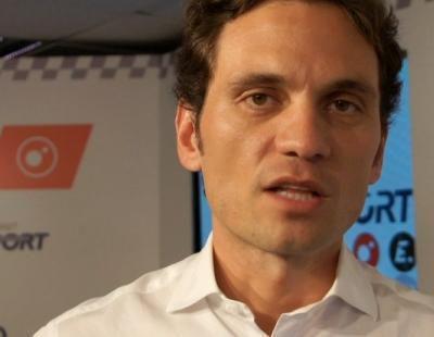 """Marco Rocha: """"Los pilotos han pasado grabando con nosotros jornadas maratonianas y eso es muy significativo"""""""