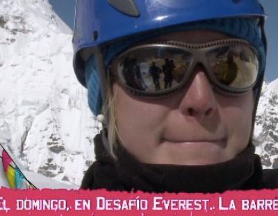 Avance del último programa de 'Desafío Everest', el domingo 15 en Cuatro