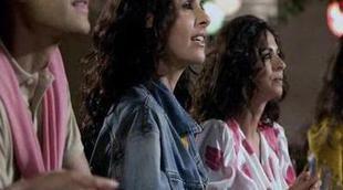 Julián Contreras riñe a Carmina Ordóñez en la primera entrega de 'Carmina'