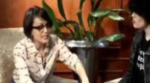 Bimba Bosé desayuna con Thais Villas en 'El intermedio'
