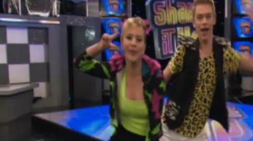 """Los actores internacionales de Disney Channel """"hacen el Perry"""" con el baile del ornitorrinco"""