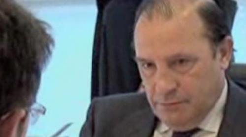 Jordi Évole entrevista al diputado popular Vicente Martínez Pujalte en 'Salvados'