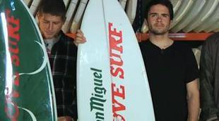 Guillermo Alonso, ganador de la primera edición de 'Cracks del surf'
