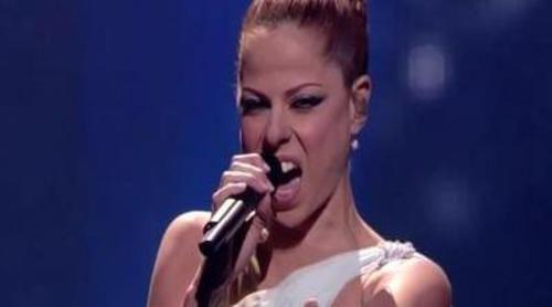 """La actuación de Pastora Soler en Eurovisión 2012: """"Quédate conmigo"""""""