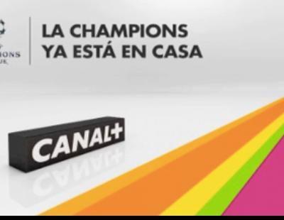 Así promociona Canal+ el regreso de la Champions League