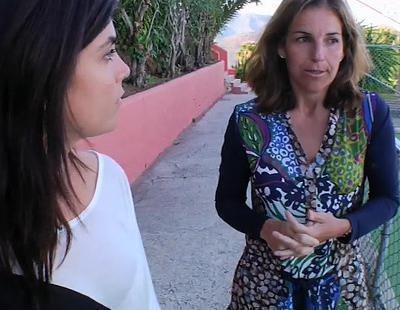 Arancha Sánchez Vicario se confiesa en Cuatro con Samanta Villar
