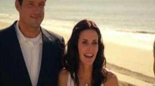 La boda de Grayson y Jules en 'Cougar Town', este domingo en Cosmopolitan