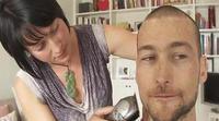 La viuda y los amigos de Andy Whitfield recuadan fondos para terminar el documental 'Be Here Now'