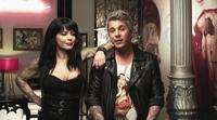 Rebeka, una mujer con tinta en vez de sangre, tatuará en 'Madrid Ink'