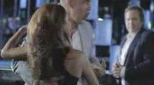 """María Patiño acompaña a Nacho Abad en una particular versión de """"Dirty Dancing"""""""