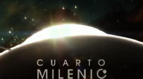 Así promociona Cuatro el inminente estreno de la octava temporada de 'Cuarto milenio'