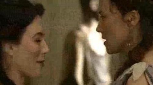 Lucrecia y Gaia se encuentran en 'Spartacus: Dioses de la arena'