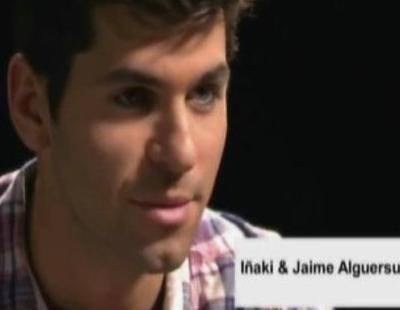 Iñaki Gabilondo entrevista en 'Iñaki' al piloto de Fórmula 1 Jaime Alguersuari