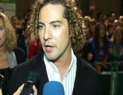 """David Bisbal: """"Tengo ganas de ayudar o aconsejar a los concursantes de 'La Voz' que recalen en mi equipo"""""""