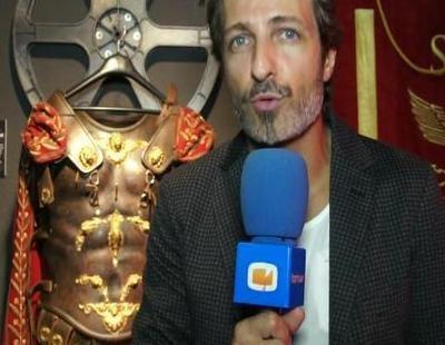 """Jesús Olmedo: """"Estoy encantado porque en 'Imperium' me han dejado hacer todas las escenas de acción de mi personaje"""""""
