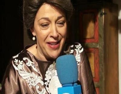 """María Bouzas: """"A Francisca no le gusta nada Gonzalo, no quiere que le revolucionen el pueblo"""""""