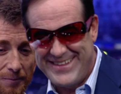 José Bono se divierte en 'El hormiguero' durante la publicidad