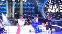 Mónica Naranjo, Carolina Cerezuela, Carlos Latre y Àngel Llácer imitan a Abba en 'Tu cara me suena'
