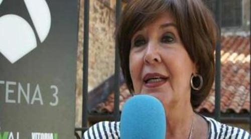 """Concha Velasco: """"Los grandes éxitos los he tenido en los últimos tiempos haciendo de mala"""""""