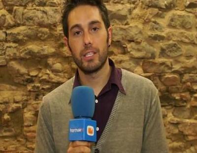 """Dani Martínez: """"Me siento cómodo presentando porque Flo me ha enseñado mucho"""""""