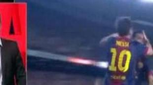 Zapatero habla con 'Futboleros' sobre el Barcelona - Real Madrid