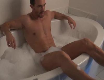 Arturo Gálvez, finalista de 'Supermodelo 08', se desnuda para el fotógrafo Félix Rincón