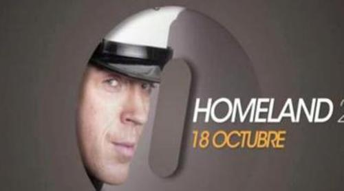 Secuencia de la serie 'Homeland' (T2), en versión original subtitulada