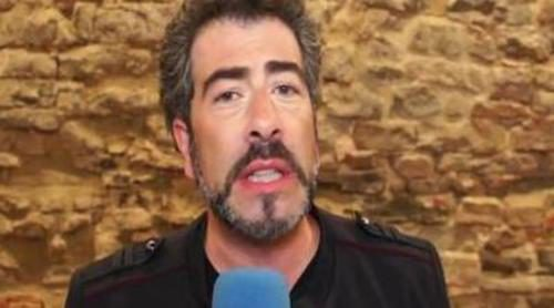"""Agustín Jiménez: """"En televisión faltan profesionales y sobran los que quieren ser famosos sin nada que ofrecer"""""""