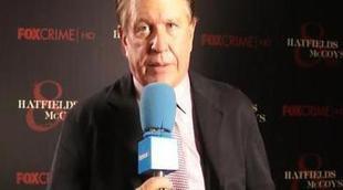"Tom Berenger: ""Mi personaje en 'Hatfields & McCoys' se parece a Luca Brasi en ""El Padrino"""