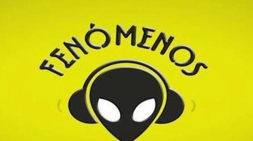 Cabecera de la comedia 'Fenómenos' de Antena 3