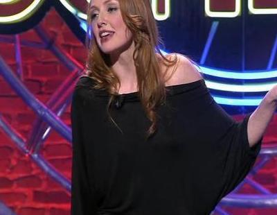 Cristina Castaño habla de los comienzos de las relaciones en su regreso a 'El club de la comedia'