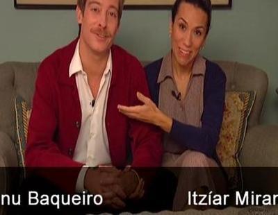 """Itziar Miranda (Manolita): """"Los cambios siempre son buenos y creo que 'Amar es para siempre' va a ir fenomenal"""""""