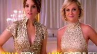 Amy Poehler y Tina Fey ya promocionan la gala de los Globos de Oro que presentarán el 13 de enero
