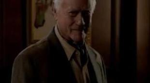 Larry Hagman, presente en la promo navideña de 'Dallas'