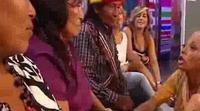 Las tribus de 'Perdidos en la ciudad' visitan 'Sálvame' y hablan con Belén Esteban